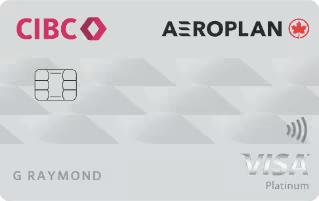 CIBC Aeroplan Visa Card