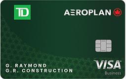 TD Aeroplan Visa Business
