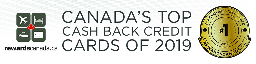 Canada's Top Cash Back Credit Cards for 2019